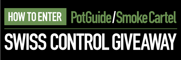 POTGUIDE x SMOKE CARTEL GIVEAWAY - How to Enter