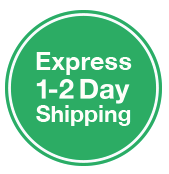 Express 1-2 Day Shipping