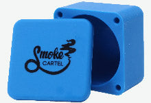 Free Smoke Cartel Silicone Container