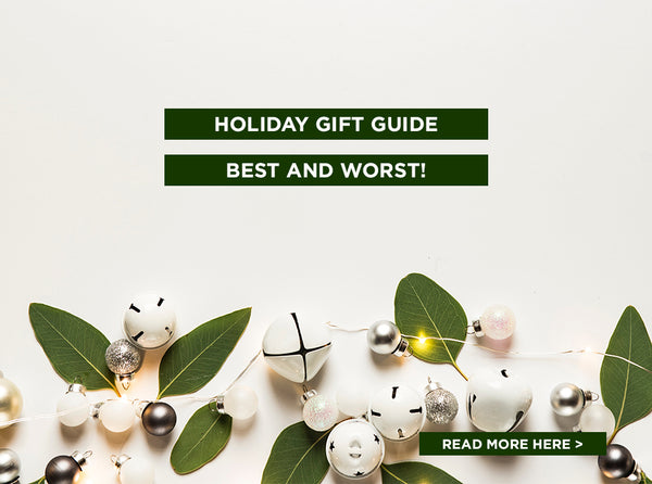 BEST & WORST GIFT IDEAS FOR CHRISTMAS