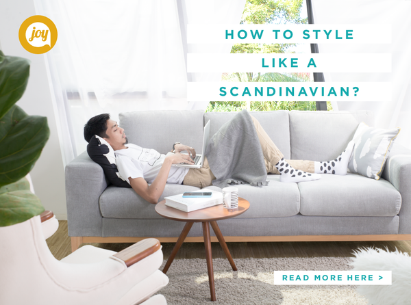 How to style like a Scandinavian