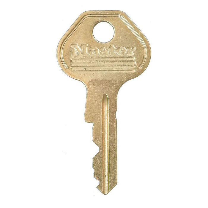 Master Lock K6000 Duplicate Cut Key for W6000 5-Pin Cylinders (For ProSeries® Locks)-Cut Key-LockPeople.com