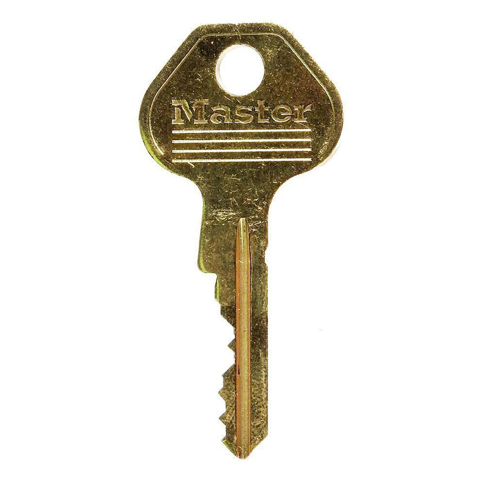 Master Lock K7000 Duplicate Cut Key for W6000 6-Pin Cylinders (For ProSeries® Locks)
