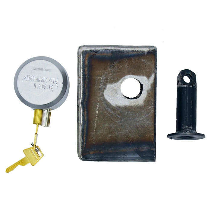 Hodge Products 300501 Roll Off Lock Box-LockPeople.com