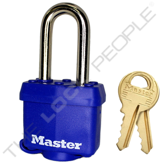 Master Lock 312 Laminated Steel Padlock 1-9/16in (40mm) wide