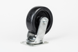 Hodge Products 90062SPO 6 x 2 Polyolefin Swivel Caster-LockPeople.com