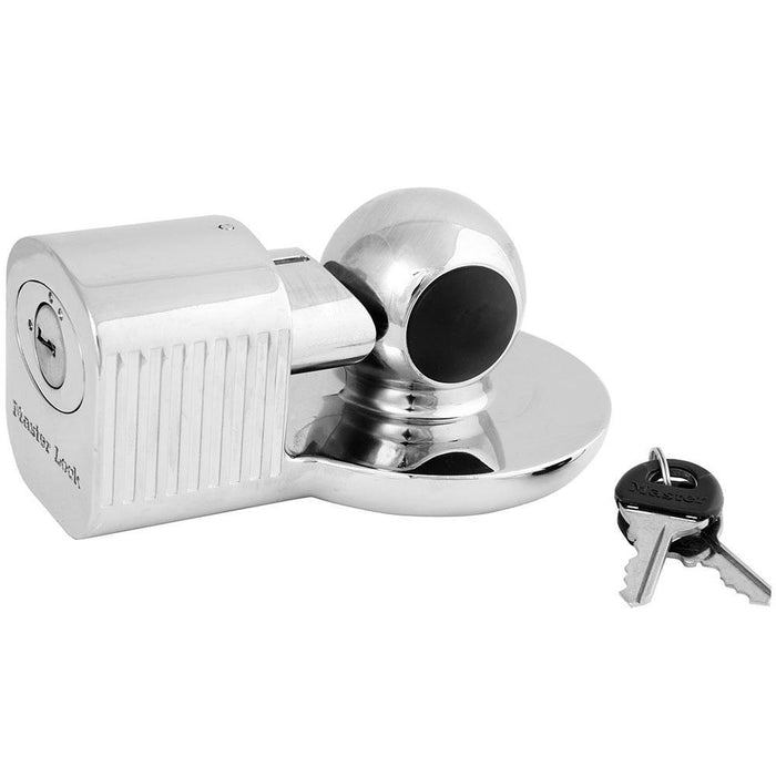 Master Lock 377DAT Trailer Coupler Lock-Keyed-LockPeople.com
