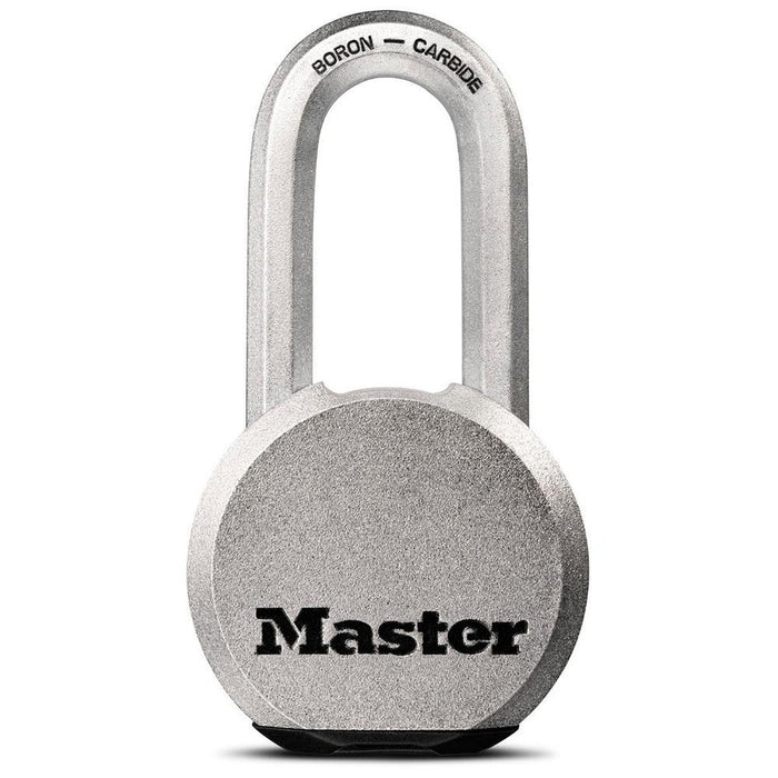 Master Lock M930XD 2-1/2in (64mm) Wide Magnum® Solid Steel Body Padlock
