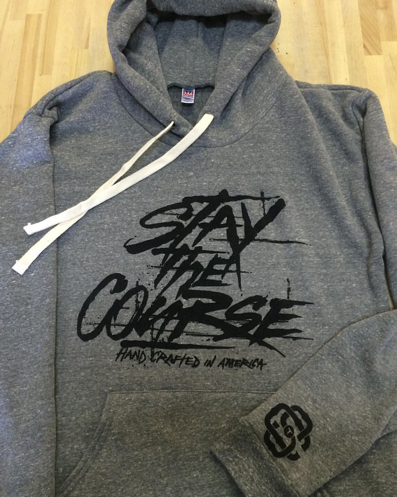 STC Gray Crafted Pullover Hoodie