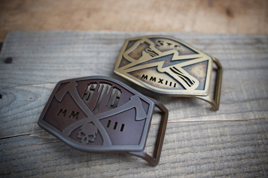 STC Belt Buckle