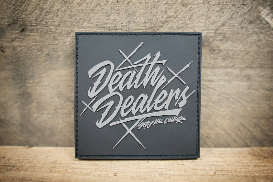 Death Dealers PVC patch