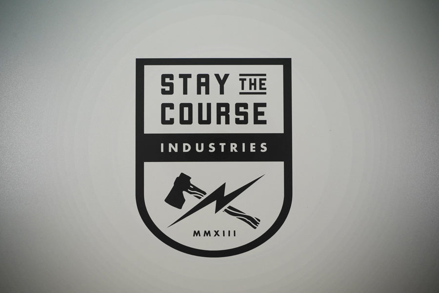 Industries Vinyl Decal