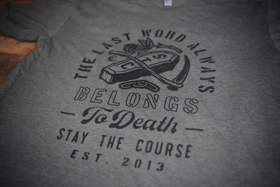 The Last Word T-shirt