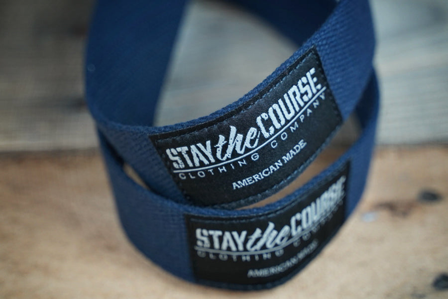 Stay the Course Lifting Straps