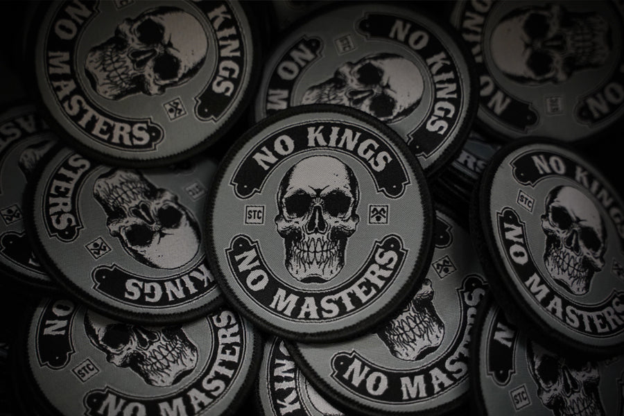 No Kings, No Masters Patch