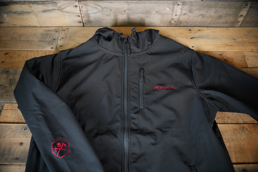 Stay the Course Soft Shell Jacket