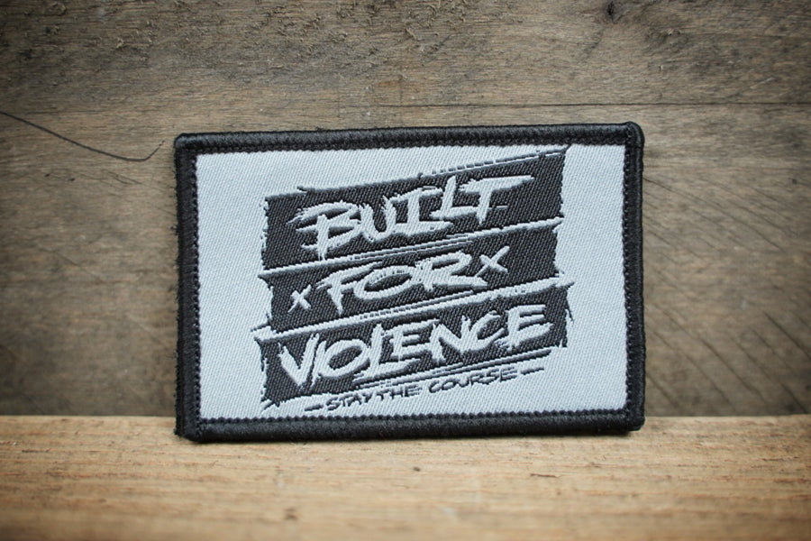 Built For Violence Patch