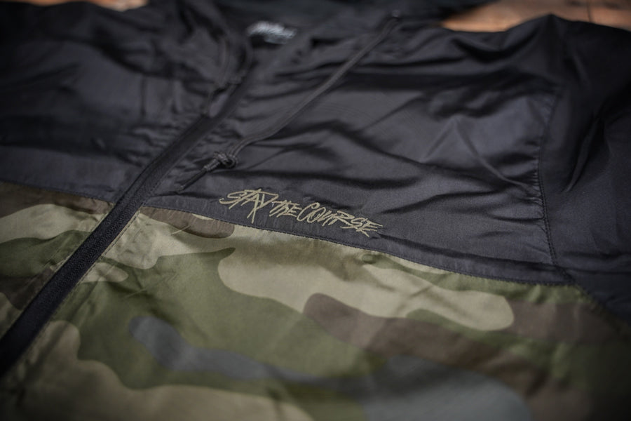 Stay the Course Lightweight Windbreaker