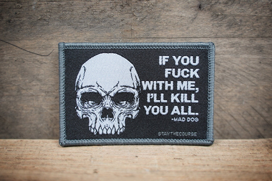 Kill You All Patch