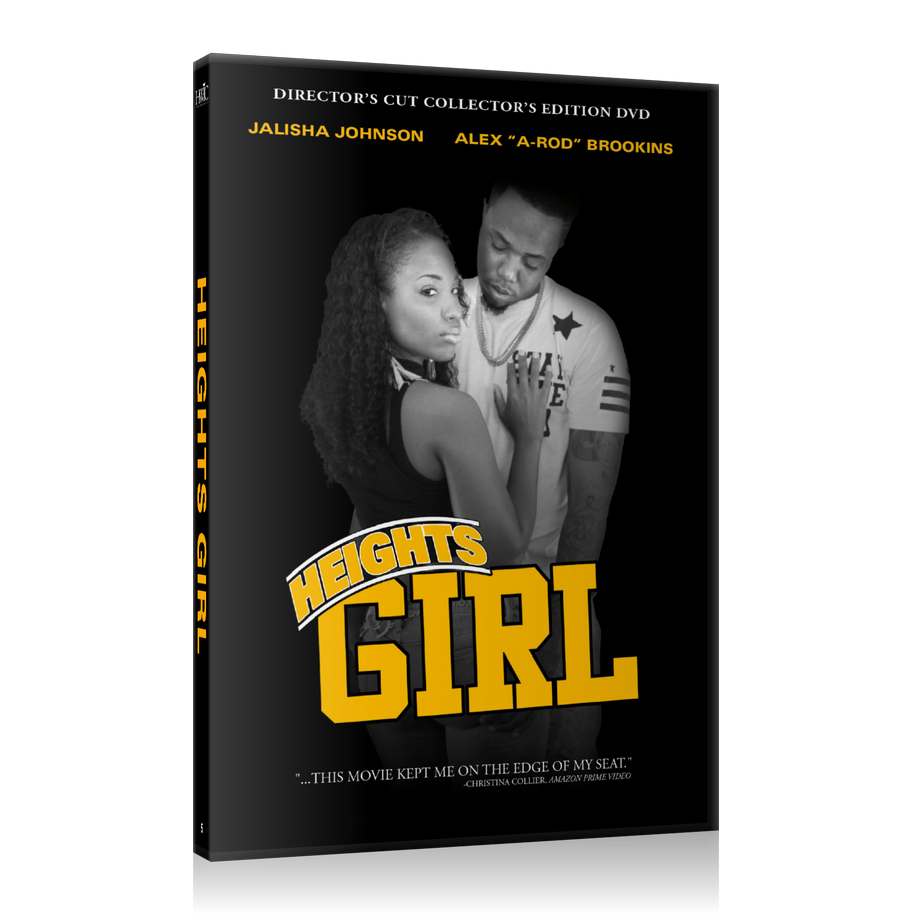 Heights Girl (Director's Cut) - Collector's Edition DVD