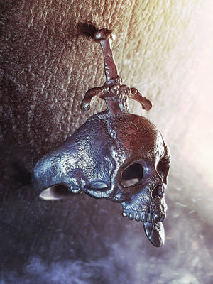 Skull Ring | Defeated Warrior