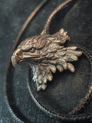 Beast Pendant | Eagle Falcon Hawk