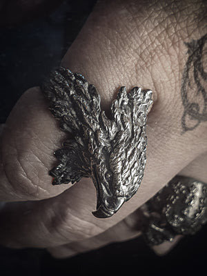 Beast Ring | Eagle Falcon Hawk