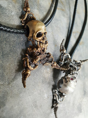 Skull Pendant | Evil Within