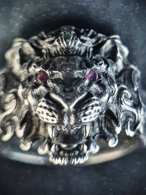 Beast Ring | Majestic Alpha Lion ⭐⭐⭐⭐⭐