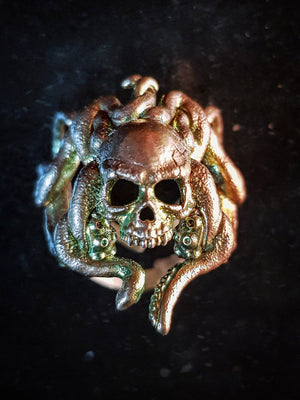 Skull Ring | Octoskull