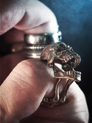 Skull Ring | Screamer ⭐⭐⭐