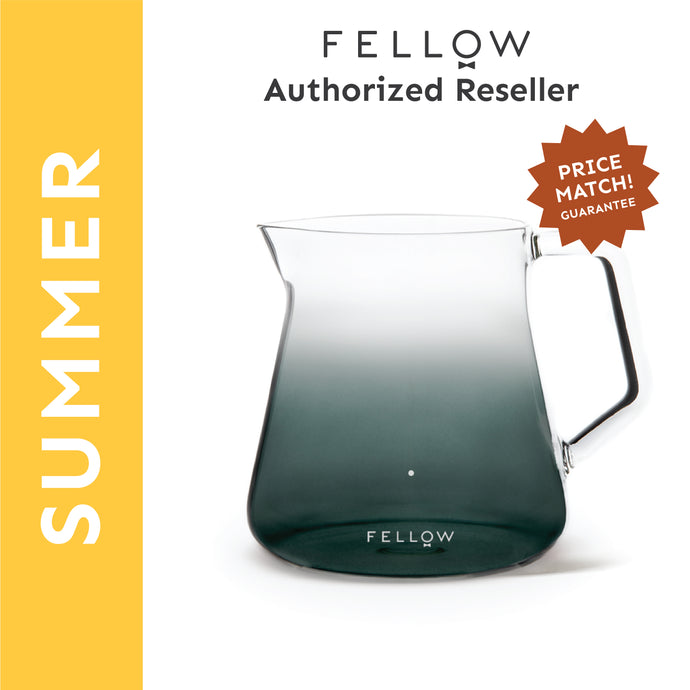 FELLOW SMALL GLASS CARAFE