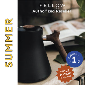 FELLOW - Stagg EKG Electric Kettle + Wooden Handle