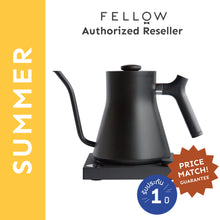 Load image into Gallery viewer, FELLOW - Stagg EKG Electric Kettle + Wooden Handle