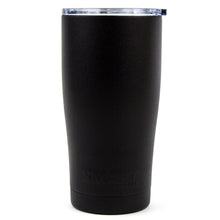 Load image into Gallery viewer, Tumbler 20oz: Double Wall Stainless Steel Cup - Black