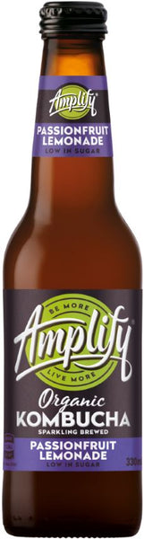 Amplify Passion Lemon 330ml