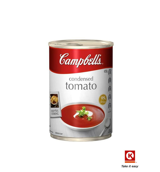 Campbells cndns tomato 420gm