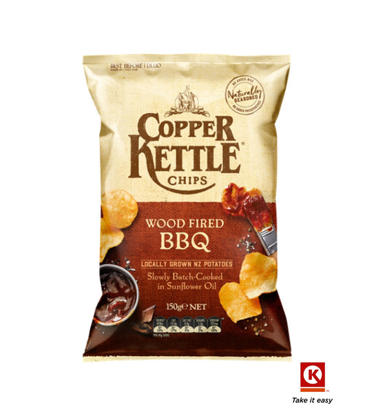 Copper Kettle BBQ 150g