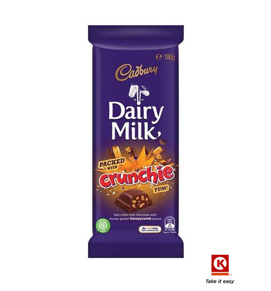 Cadbury Crunchie 180gm