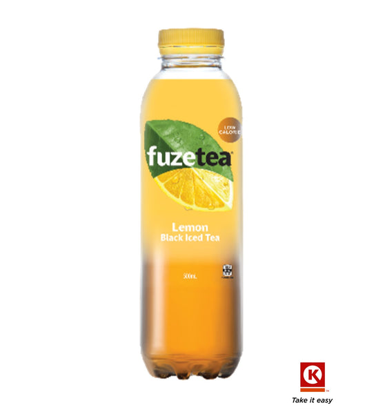 Fuze Lemon B/Iced Tea 500ml