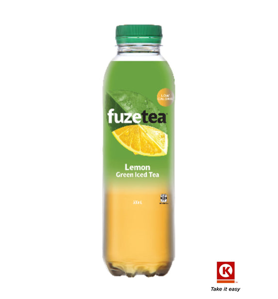 Fuze Lmn Green Ice tea 500ml