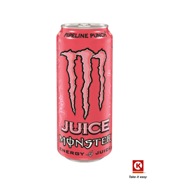Monster Juice Pipline punch