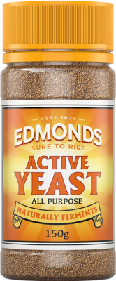 Edmonds Active Yeast 150g