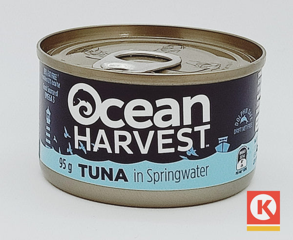 OCEAN HVST TUNA IN SPRGW 95GM