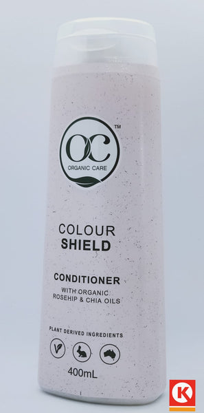 ORGANIC CARE COND COLORD 400ML