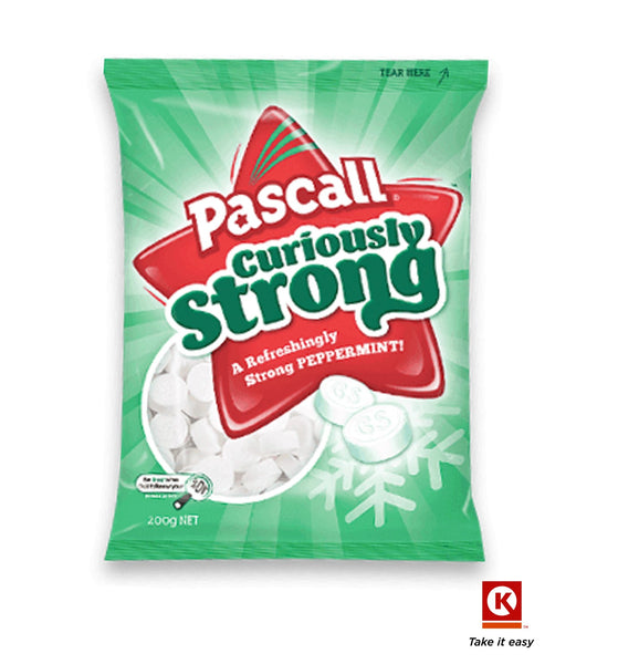 Pascall Curiously strong 150gm
