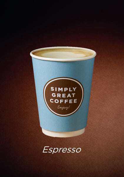 Simply Great Coffee -Espresso