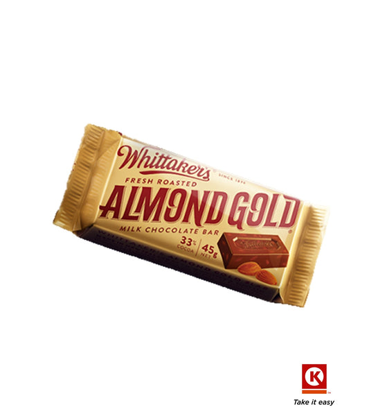 Whittakers Almond Gold 50g