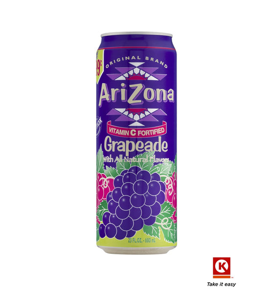 Arizona Grapeade Ice Tea 680ml