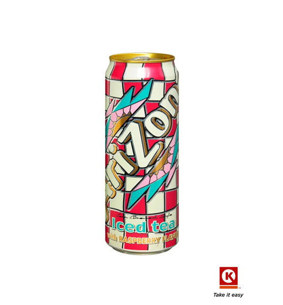 Arizona Raspberry I/Tea 458ml